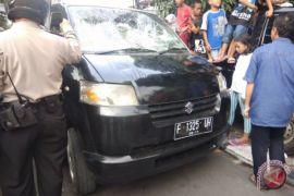 Polisi tangkap terduga perampok di Salemba