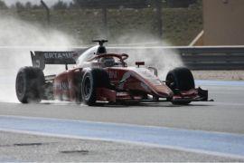 Pebalap empat tim berebut podium Formula2 Barcelona
