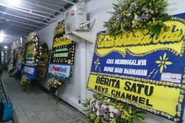 Jenazah Hari Darmawan tiba di Bali