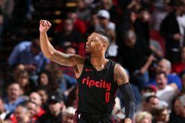 NBA hari ini, Lillard gemilang Blazers menang 10 laga beruntun