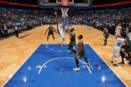 NBA hari ini, Bucks terjegal di Orlando