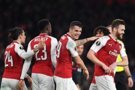 Bekap Milan 3-1, Arsenal mantapkan langkah ke perempat final
