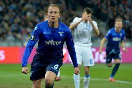 Lazio ke perempat final usai bungkam Kiev 2-0