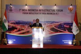 IIIF tawarkan India peluang investasi infrastruktur di Indonesia