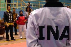 Menpora minta atlet taekwondo tingkatkan VO2 Max