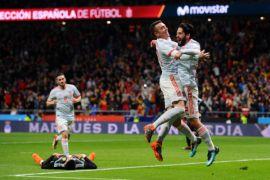 Spanyol hancurkan Argentina nir-Messi 6-1