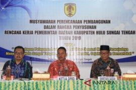 Musrenbang RKPD 2019 Evaluasi Kinerja Pemkab HST