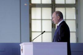 Komentar Jerman setelah Vladimir Putin menang Pilpres