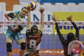 Jakarta Elektrik putri bekap Bekasi BVN 3-0