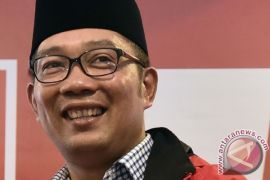 Ridwan Kamil kembali jabat Wali Kota Bandung