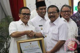 Kepala daerah se-Jatim komitmen pemberantasan korupsi terintegrasi