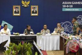 Wapres kembali gelar rapat persiapan Asian Games 2018