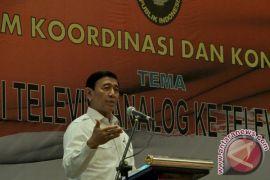 Wiranto ingin Hanura selesaikan konflik lewat musyawarah
