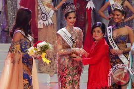 Gubernur Babel usulkan Sonia berpakaian tenun cual di ajang Miss Universe