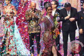 Sonia Fergina Putri Indonesia diharapkan angkat nama tenun khas Babel