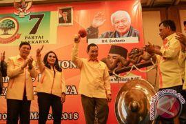 Tommy Soeharto targetkan Partai Berkarya kuasai Senayan