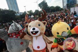 Sosialisasi Asian Games 2018 terus dilaksanakan