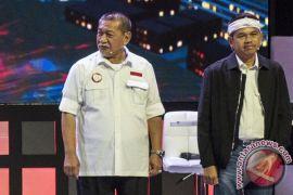 Deddy Mizwar anggap Cianjur, Sukabumi, Bogor, dan Depok lumbung suara