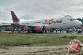 "Kecelakaan Batik Air di Manokwari diduga ""human error"""