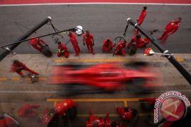 Ferrari tinjau prosedur pitstop setelah mekaniknya alami kecelakaan
