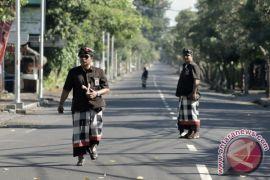 Bali gelap gulita tanpa penerangan