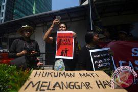 Amnesty International minta pemerintah moratorium hukuman mati
