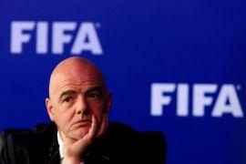 Rusia benar-benar siap untuk Piala Dunia, kata Presiden FIFA