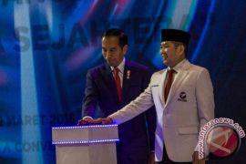 Presiden dijadwalkan buka Rapimnas II Partai Perindo