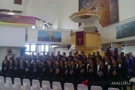 13.400 pemuda Gereja Protestan Maluku diteguhkan