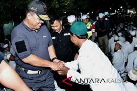 Kapolda Apresiasi Relawan Dan Jamaah Haul Guru Sekumpul