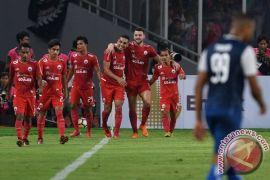 Lupakan kekalahan dari PSMS, Persija fokus AFC