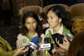 Dua perempuan Indonesia bertekad taklukkan gunung Everest