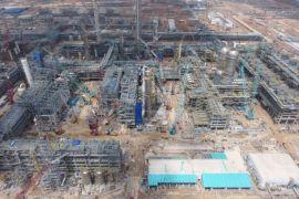 Kilang minyak terbesar Malaysia beroperasi awal 2019