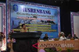 Babel usulkan percepatan pembangunan Trans Bangka-Sumatera