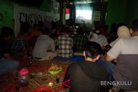 Aktivis Bengkulu diskusikan film dokumenter Asimetris