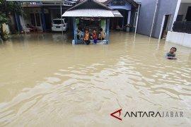 Warga Cirebon timur khawatir kembali diterjang banjir