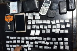 BNN Aceh tembak dua pengedar narkoba