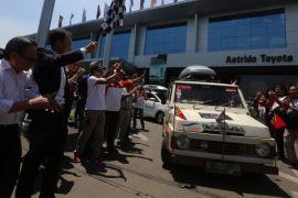 Tiga komunitas MPV Toyota bakal menjelajah ke Timor Leste