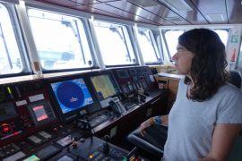 Kesaksian Kapten Rainbow Warrior: sampah di laut semakin banyak