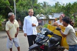Roni Imran Ikut Caleg DPRD Kabupaten Gorontalo Utara