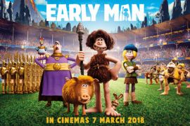 """""""Early Man"""", zaman batu yang kocak"""