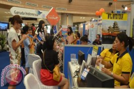 Garuda tawarkan diskon 20 persen GATF Bali
