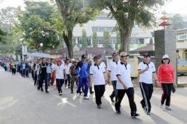 Jalan Sehat HUT KE-54 Provinsi Lampung 2018
