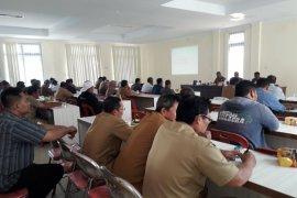 Komisi irigasi Tapsel bahas 7tujuh agenda