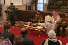 Jokowi: Indonesia harus tularkan pengelolaan kemajemukan
