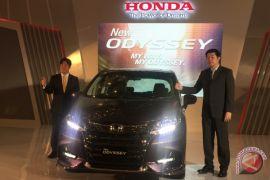 Honda luncurkan New Honda Odyssey