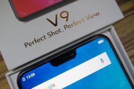 "Desain ""notch"" V9 mirip iPhone X, ini jawaban Vivo"