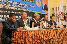 Sumut kehilangan potensi emas di PON Papua