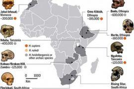 Homo sapiens awal tunjukkan kecanggihan tak terduga