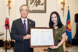 Melody JKT48 jadi Duta Pertanian dan Pangan ASEAN - Jepang